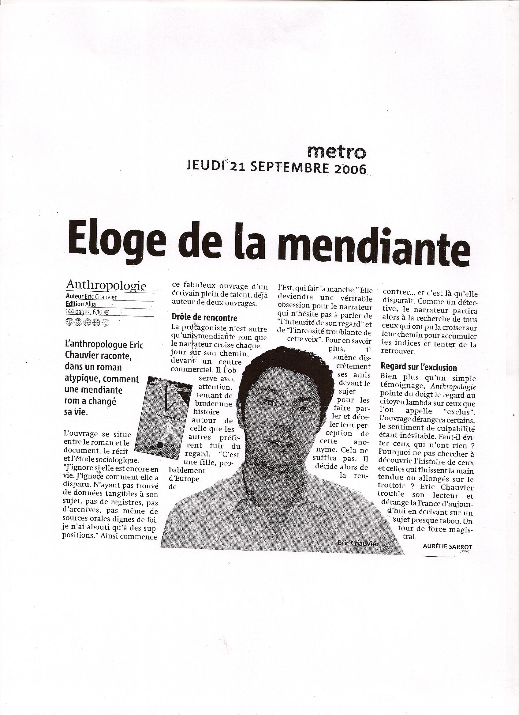 histoire rencontre metro
