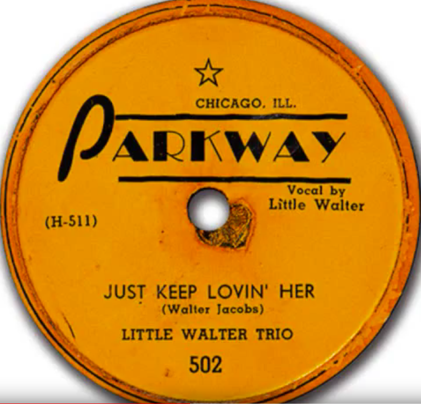 little-walter-trio-just-keep-lovin-her